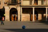 Floating Ball - El Burgo de Osma