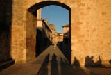 Entrance Through The Wall - Burgo de Osma