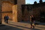 Sunset Light - Entrance to Burgo de Osma