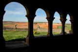 Romanesque Arcade - Berzosa