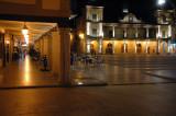 Main Square By Night - Burgo de Osma