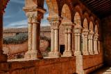 Romanesque Arcade of St. Martín - Rejas