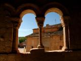 Romanesque Window - St. Ginés in Rejas
