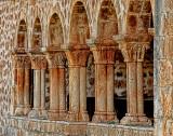 Romanesque Columns and Capitals - Andaluz