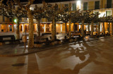 Main Square By Night - El Burgo de Osma