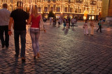 Red Square By Night - Moscow