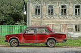 Old Car - Jaroslavl