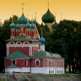 Church of St. Dimitri (1692) - Uglich