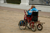 Handicapped Person - Jaroslavl