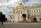 Annunciation's Cathedral - Moscow Kremlin