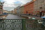 From The Bridge - St. Petersburg