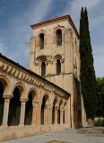 Church of S .Juan de los Caballeros - XII century