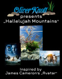 Hallelujah Mountains by Oliver Knott