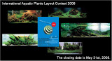 International Aquatic Plants Layout Contest 2008