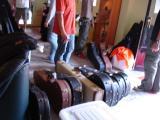 Guoxi.....why did you bring 13 guitars????
