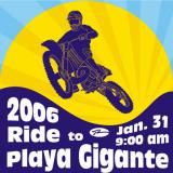 2006 Ride to Playa Gigante