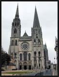 Cathédrale Notre-Dame, CHARTRES, Centre