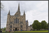 Cathedral of the Blessed Virgin Mary, SALISBURY, Wiltshire