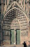 Cathédrale Notre-Dame, STRASBOURG, Alsace