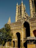 Cathedral of the Blessed Virgin Mary, LINCOLN, Lincolnshire