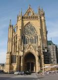 Cathédrale Saint-Etienne, METZ, Lorraine