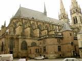 Cathédrale Notre-Dame, MOULINS, Auvergne
