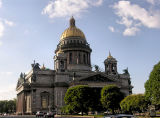 St. Isaacc's Cathedral, SAINT-PETERSBURG, Russia