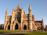 The Cathedral and Abbey Church of SAINT ALBAN, Herts