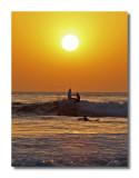Carlsbad Surfers