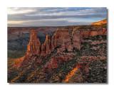 Rim Rock Sunrise