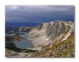 View from Medicine Bow Peak
