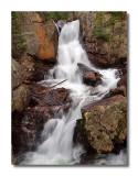 Falls along Cascade Creek