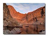 Chasm Lake Sunrise