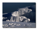 Moonlit Glacier