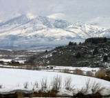 From Marsh Valley in March