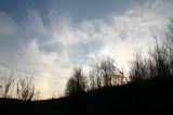 Sundog Above Mink Creek Road