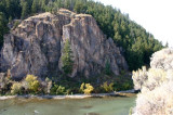 The Rock on Sheep Mountain