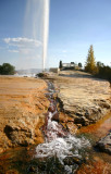 Geyser AND Outflow
