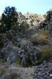 Rocks in Garden Creek Gap