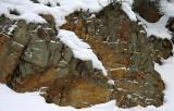 Rock near Rapid Creek