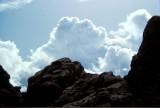 Cloud Echoes Horizon