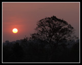 Sunset from Pre Rup, Cambodia