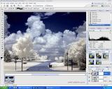 IR — Final Image: Resize and Sharpen