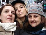 sister, daughter and myself
