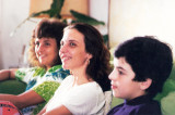 Tita, Maria and Daniel