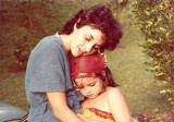 mariana e mãe