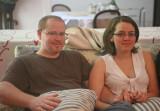 Deborah & Chris