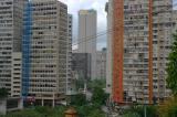 Largo da Carioca from S.Antonio Convent