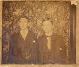 Joe Ash and his Old Friend, George Church, at the U. of Illinois.jpg