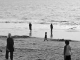 Oceanside Beach - BW.jpg